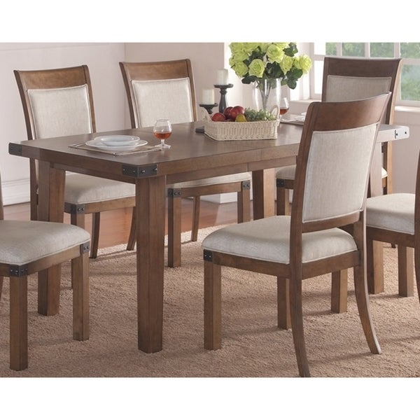 Helena 66 Inch Dining Table By Greyson Living Oak Free Shipping Today 14694469