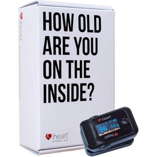 iHeart Internal Age Personal Health Tracking Device