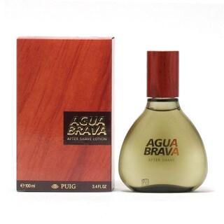 Antonio Puig Agua Brava Men's 3.4-ounce After Shave Lotion
