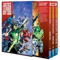 Justice League by Geoff Johns Set 1 (Paperback)