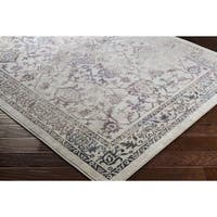 Lauren Vintage Medallion Area Rug