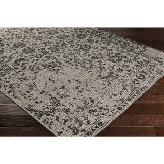 Hand-Knotted Atalante Wool Rug (6' x 9')