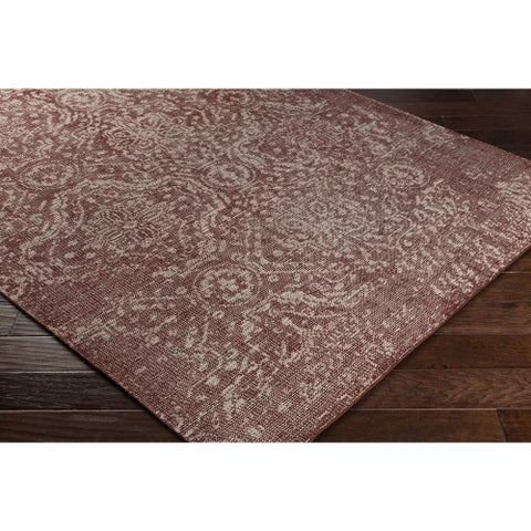 Copper Grove Shawmari Hand-Knotted Wool Area Rug