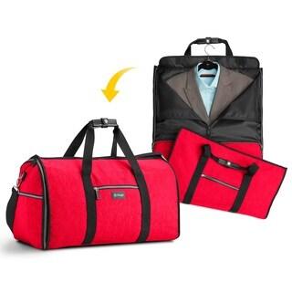 Biaggi Hangeroo Garment Duffel Bag (2 options available)