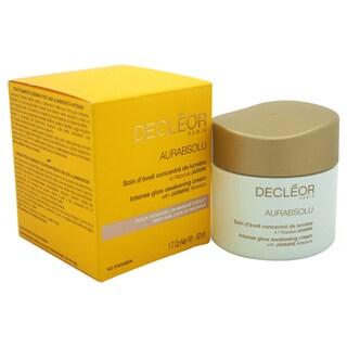 Decleor Aurabsolu Intense Glow 1.7-ounce Awakening Cream