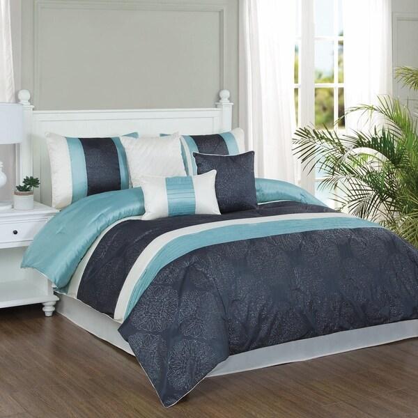 Studio 17 Glorious 7-Piece Comforter Set