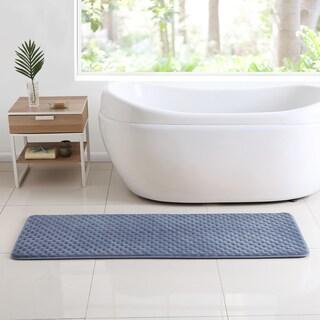 VCNY Home Joplin 20x60 Memory Foam Bath Rug Runner