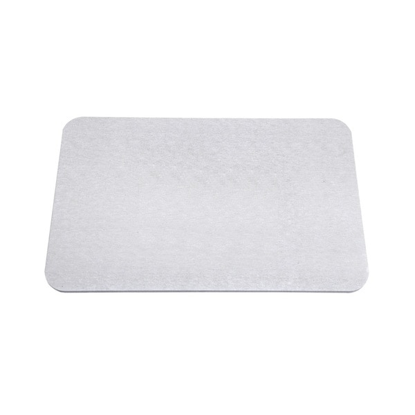 Euro Style Collection Instant Dry Diatomite Absorbent Bath Mat-White