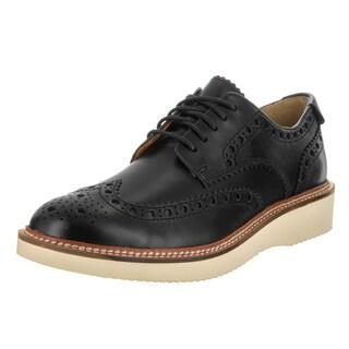 Sperry Top-Sider Men's Gold Wingtip Wedge Oxford Shoe