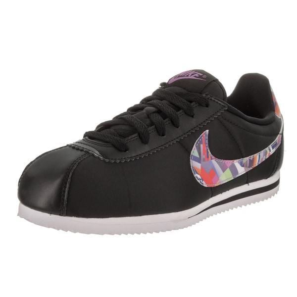 aa3d67a68f88 Shop Nike Kids Cortez Nylon Print (GS) Running Shoe - Free Shipping ...