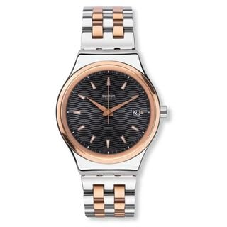Swatch Men's YIS405G 'Sistem Tux' Automatic Two-Tone Stainless Steel Watch