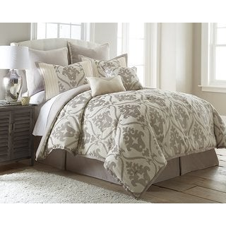 Sophia 8-Piece Down Alternative Comforter Set