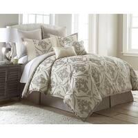 Milan 8-Piece Down Alternative Comforter Set