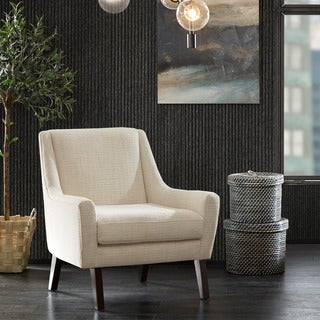Link to Carson Carrington Turi Cream Morocco Lounge Chair Similar Items in Living Room Chairs