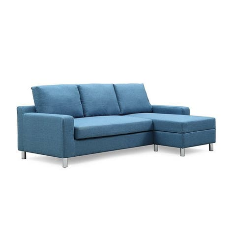 Buy Blue Sectional Sofas Online at Overstock   Our Best Living Room ...