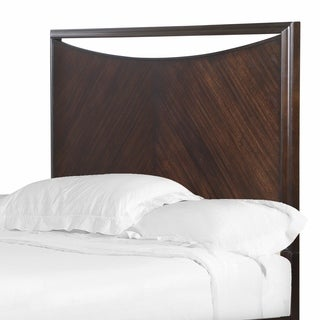 Kennett Square Panel Bed Queen Headboard in Java