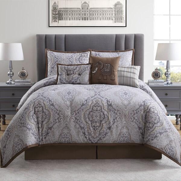 Venetian 7-piece Comforter Set