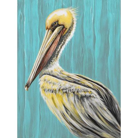 Shop GreenBox Art + Culture \'Pelican Bay\' 30 x 40-inch Stretched ...