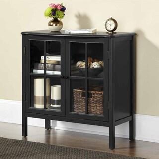 Briarwood Home Decor Wood Storage Cabinet