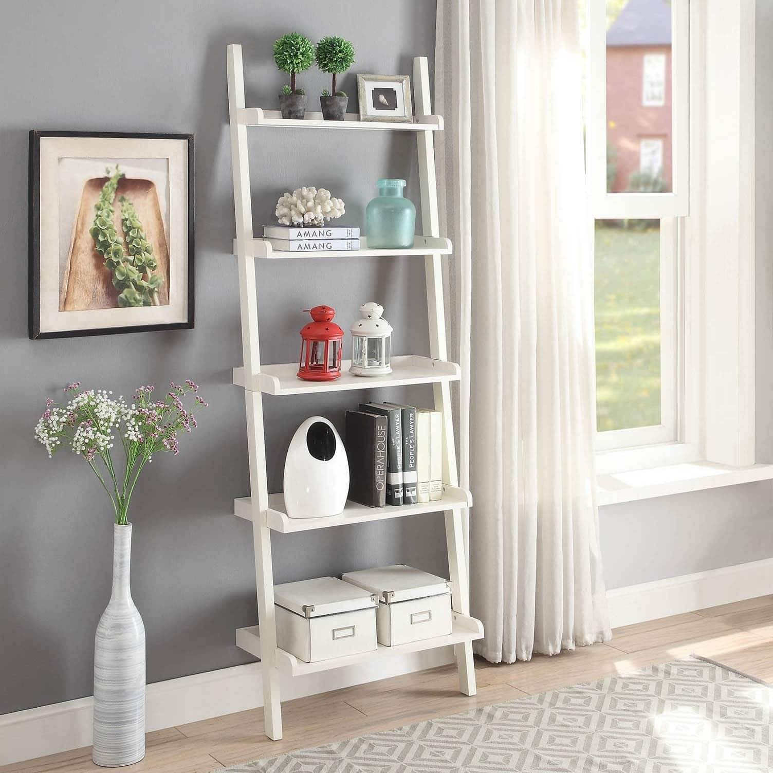 Serenity Now Ikea Shopping Trip And Home Decor Ideas: Bookshelves & Bookcases For Less
