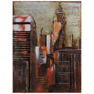 Empire Art Primo 'The Chrysler Building' Wall Sculpture