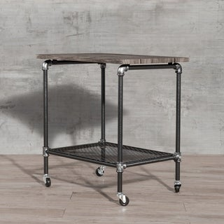 Corvus Ravenna Antique End Table