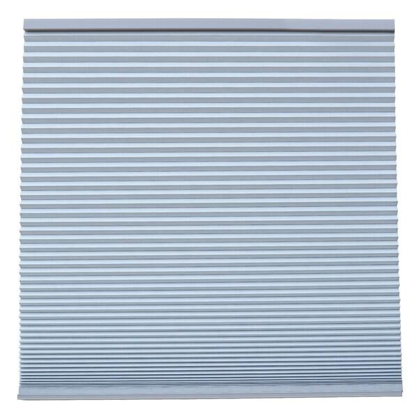 Keystone Fabrics Blackout Cordless Cellular Shade Steel Grey 38.25 to 54 inch wide x 72 inch drop