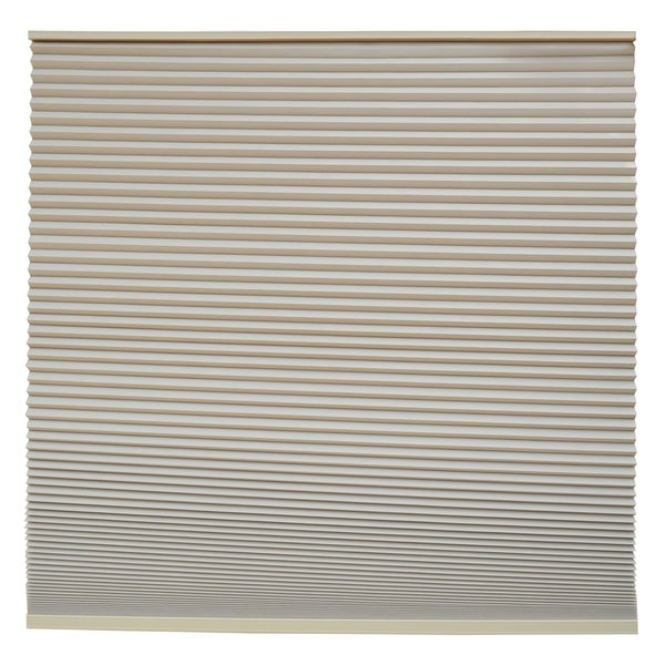 Keystone Fabrics Blackout Cordless Cellular Shade Sand Dune 38.25 to 54 inch wide x 72 inch drop