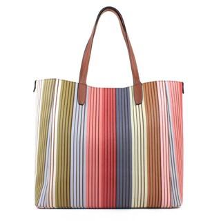 Emilie M Loren New Double Shoulder Tote Bag