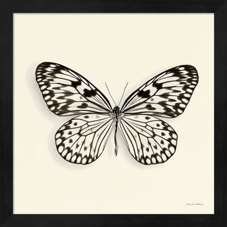 Debra Van Swearingen 'Butterfly V' Framed Art