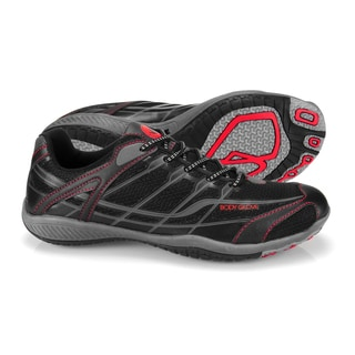 Body Glove Men's Dynamo Swift Black/Tomato Water Shoes