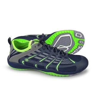 Body Glove Men's Dynamo Rapid Bijou Blue/Neon Green Shoes