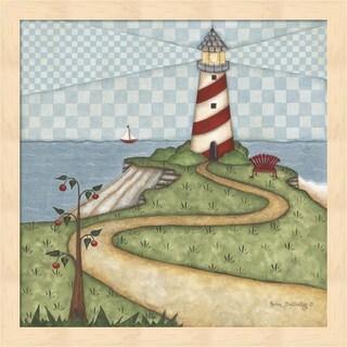 Robin Betterley 'Lighthouse 1' Framed Art