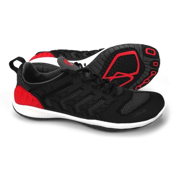 Body Glove Men's Dynamo Rib Cage Black/Tomato Hybrid Watersports Athletic Shoes