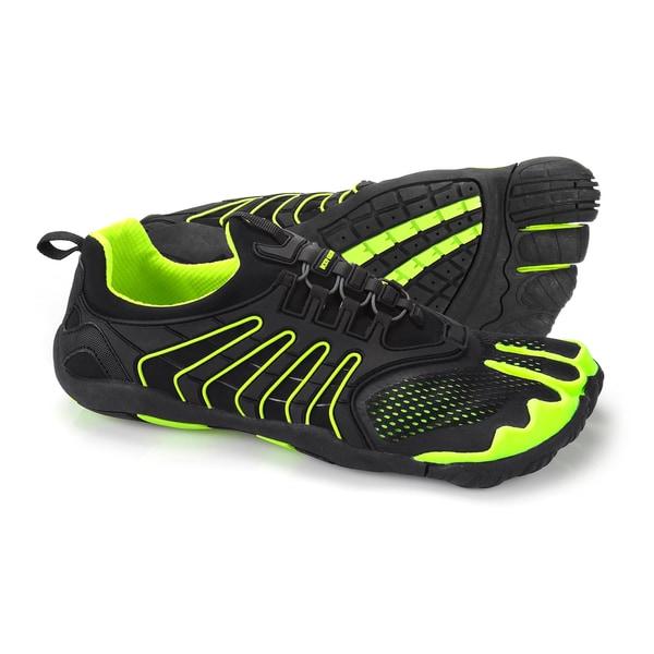 Body Glove Men's Barefoor Hero Black/Neon Green 3T Shoes