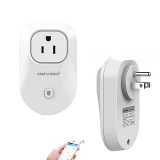 ORVIBO S20 White US Standard Socket Wi-Fi Remote Control Smart Power Plug Outlet