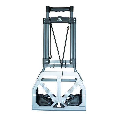 Go Green Power Grey 150 lb Capacity Hand Truck/Luggage Cart