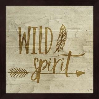 Marcee Duggar 'Wild Spirit' Framed Art