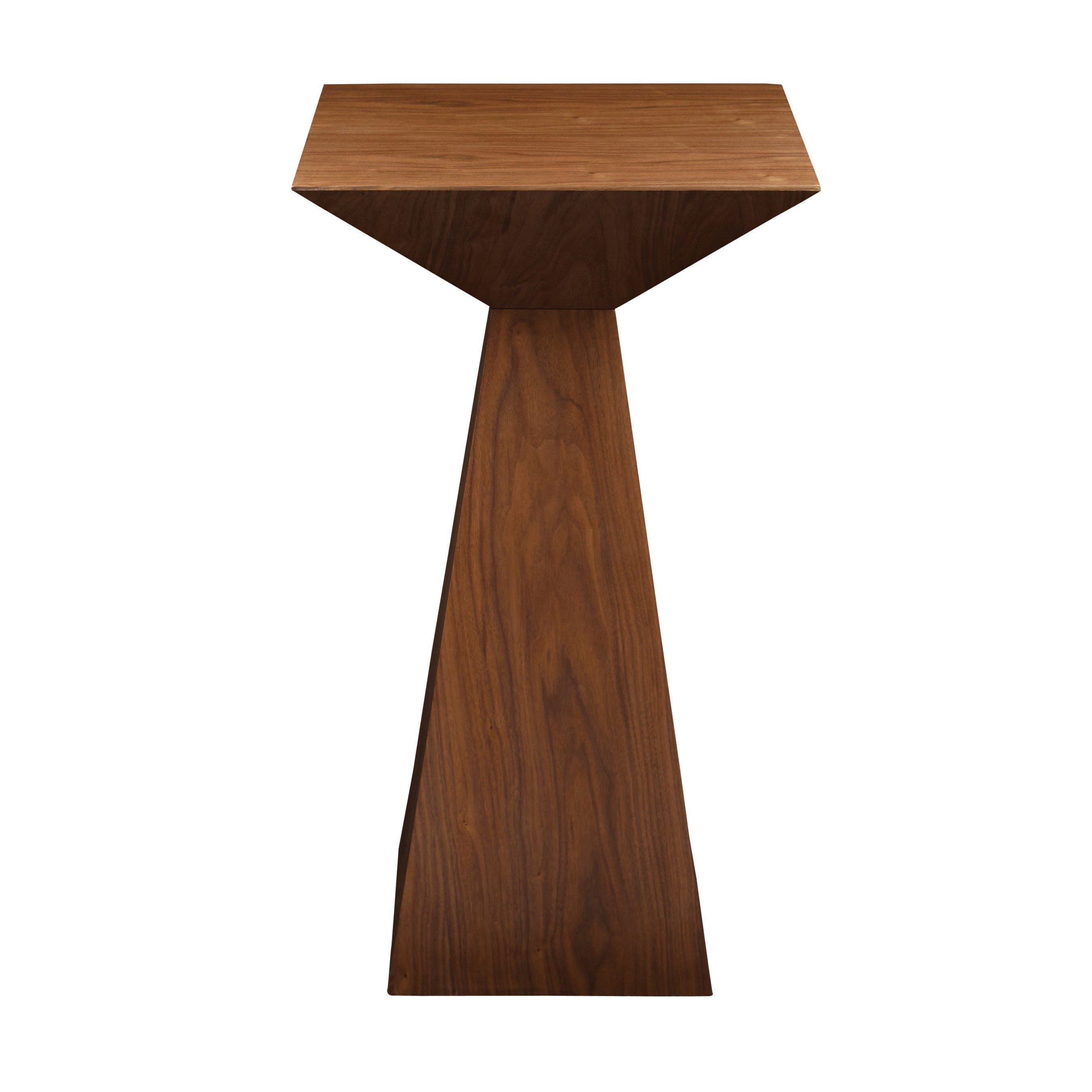 Euro Style Tad Walnut Veneer 24-inch Bar Table (American ...