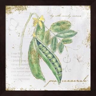Emily Adams 'Garden Treasures X' Framed Art