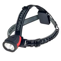 LED Headlamp Water Resistant Hands Free Light With 160 Lumen and 2 SMD By Wakeman Outdoors