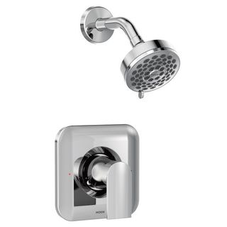 Moen T2472EP Genta Posi-Temp Chrome Shower Only Kit