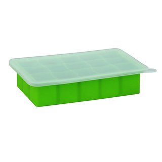 Green Sprouts Green Silicone Freezer Tray