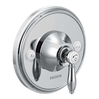 Moen Weymouth Posi-Temp TS3210 Chrome Metal Valve Trim