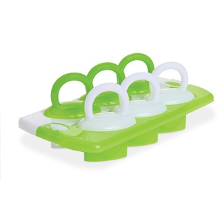 Munchkin Green Fresh Food Freezer Pops