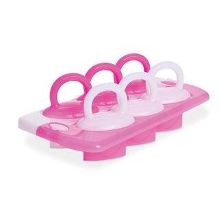 Munchkin Pink Plastic Fresh Food Freezer Pops