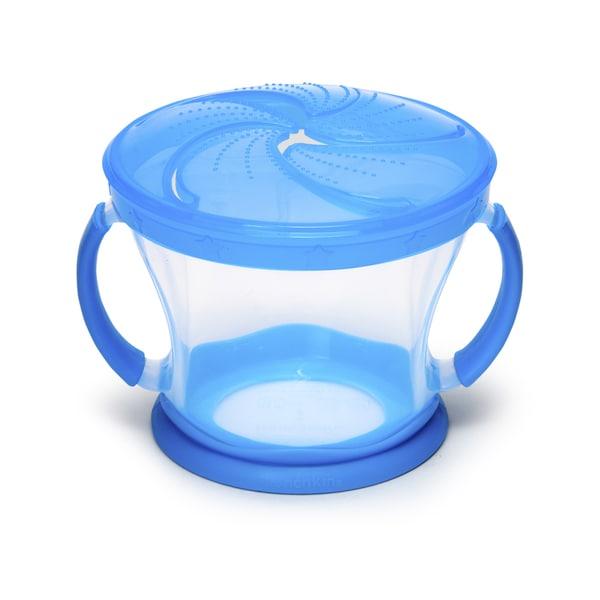 Munchkin Blue 9-ounce Snack Catcher 24543054