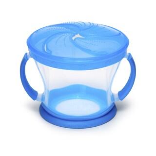 Munchkin Blue 9-ounce Snack Catcher
