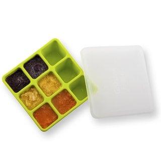 Nuby Green Garden Fresh Easy Pop Freezer Tray