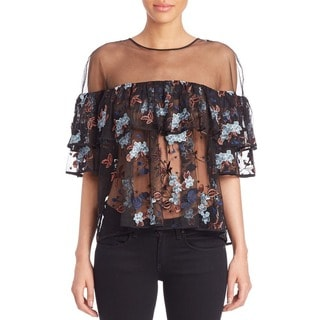 Clinq A Sept Sheer XS Caspian Top